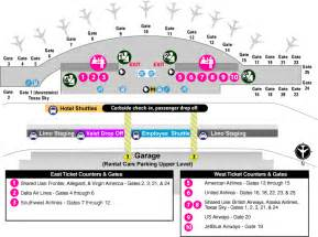 Bergstrom Airport Car Rental Return Tx Aus Sky