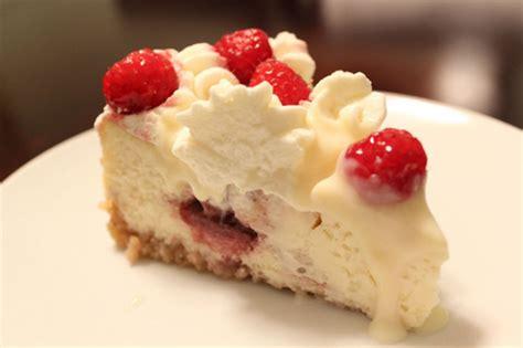decadent chocolate raspberry cheesecake decadent white chocolate raspberry cheesecake