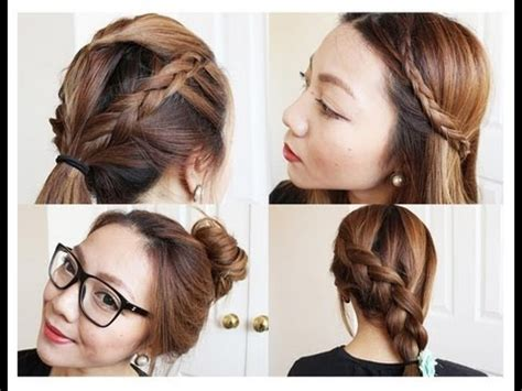 easy hairstyles for school black hair photos easy hairstyles for school medium hair black
