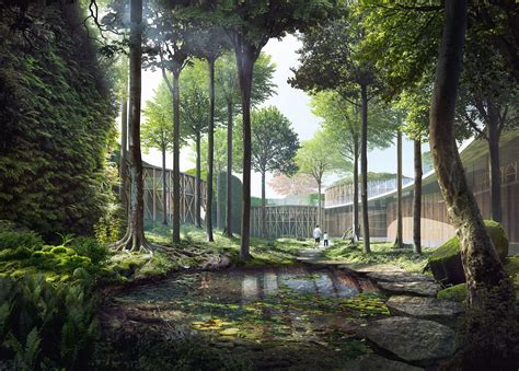 design center lake norman gallery of kengo kuma and cornelius v 246 ge release plans for