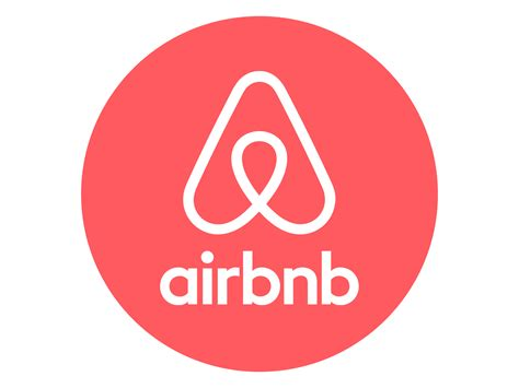 logo transparent airbnb logo png transparent svg vector freebie supply