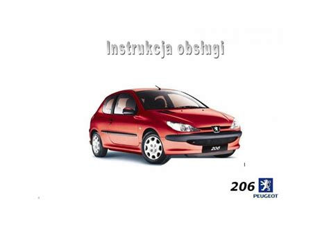 Pdf Owners Manual For Peugeot 206 Balcompzu Mp3