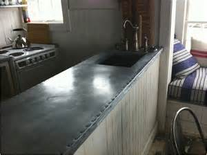 17 best images about zinc countertops on