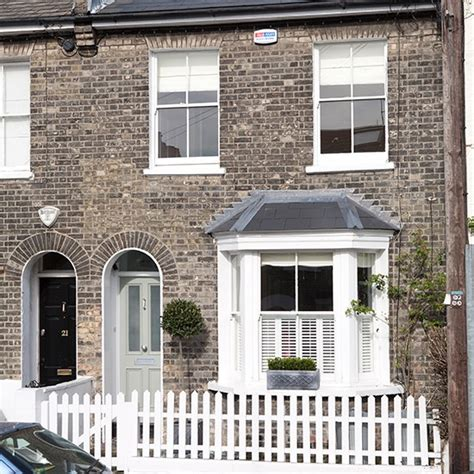 house beautiful uk terrace house in house tour