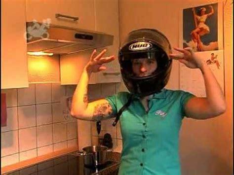 Motorradhelm Frauen by Sunax Werbespot 2 Blendschutzsystem F 252 R Motorradhelme