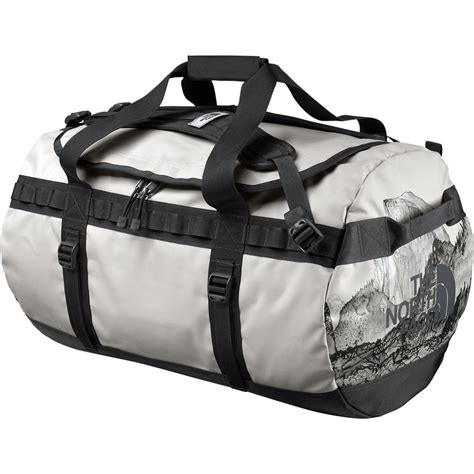 The Winter White Anthropologie Travel Duffle by The Base C Duffel Bag Glenn