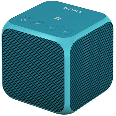 Speaker Bluetooth Nfc sony srsx11l ultra portable bluetooth and nfc speaker