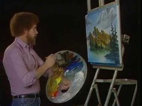 bob ross knife painting episode 17 best images about bob ros on bob ross bobs