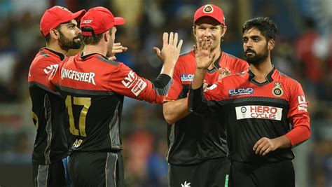 ipl 2017 rbc player list royal challengers bangalore sportzwiki