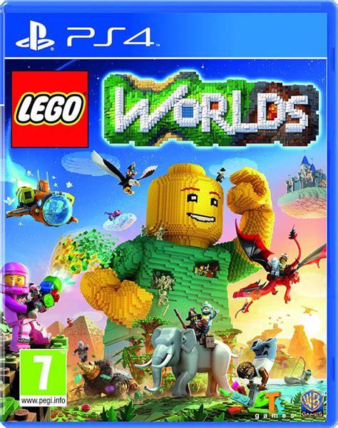 Sony Lego Worlds Ps4 lego worlds ps4 zavvi