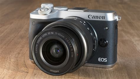 Canon Eos M6 Only Canon M6 Eos M6 canon eos m6 review a compact csc 2 expert reviews