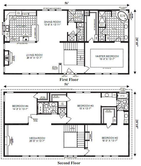 open floor plan modular homes popular townhouse floor plans joy studio design gallery