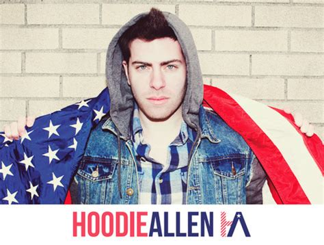 Who Wants Allen Swag by All American Poster 183 The Hoodie Allen Swag Shop 183