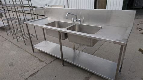 bowl sinks for sale secondhand catering equipment sinks and dishwashers