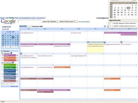 Calendario G Mail Calendar File Extensions