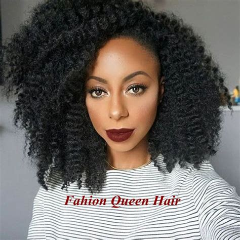 thick braided african wigs thick afro wigs for black women curly afro wig synthetic