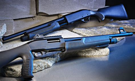 the home defense shotgun guns ammo