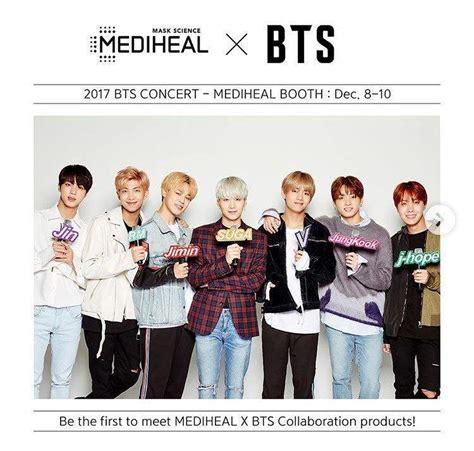 bts x mediheal bts x mediheal new brand collaboration updated army