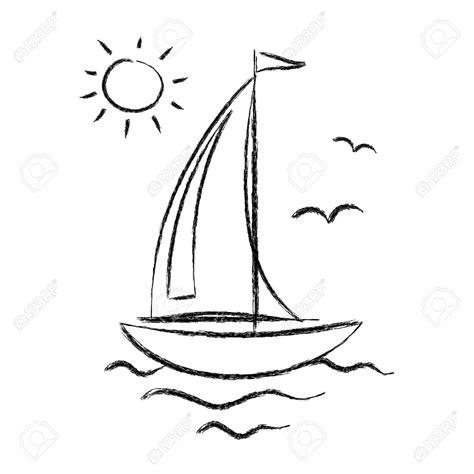 35 awesome sailing boat cartoon images sailboat tattoo - Cartoon Boat Tattoo