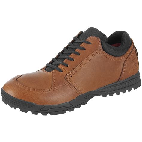 Shoes Tactical 5 11 5 11 tactical mens lace up pursuit leather shoes patrol