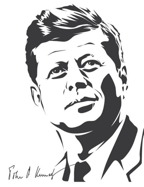 John F Kennedy By Astayoga Deviantart Com On Deviantart World Leader Illustration Template Jfk