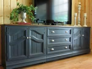 Wildwood creek tv cabinet in graphite