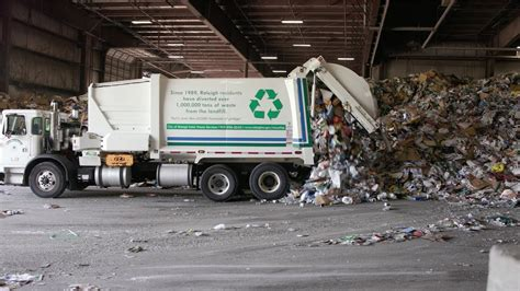 sonoco recycling mrf  raleigh nc youtube