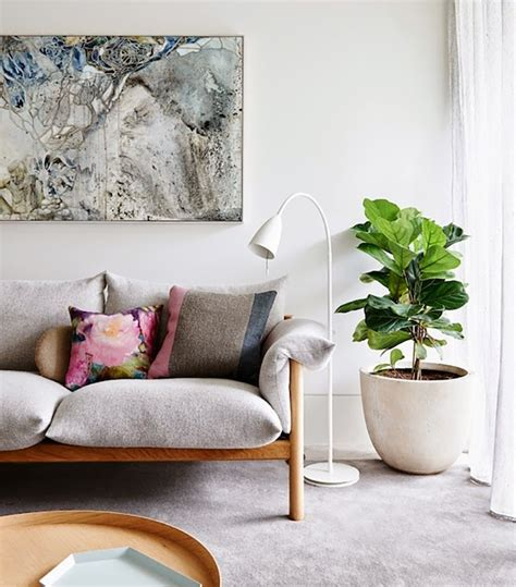 home decor plants living room 9 gorgeous ways to decorate with plants melyssa griffin