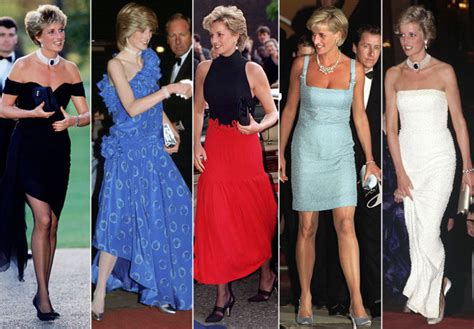 Princess Diana Wardrobe by Style Icon Princess Diana Auto Design Tech