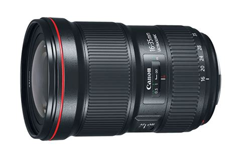 canon lens the ef 16 35mm f 2 8l iii usm lens reviews daily news