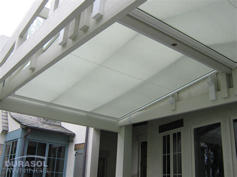 durasol awnings sunstructure pinnacle awnings durasol
