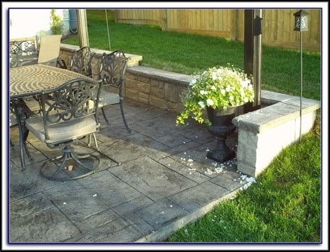 poured concrete patio estimate patios home decorating ideas 76pnwogrlw