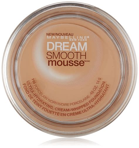 Maybelline Smooth maybelline new york smooth mousse