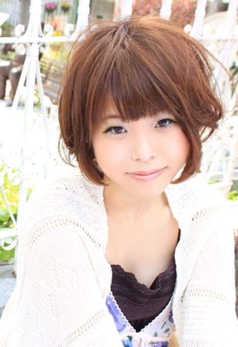 16 cute short japanese hairstyles for women hairstyles weekly