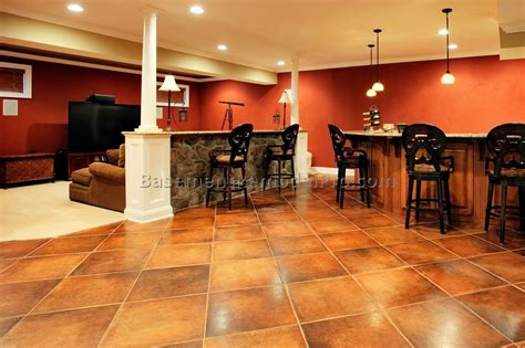 what is the best flooring for a basement best basement