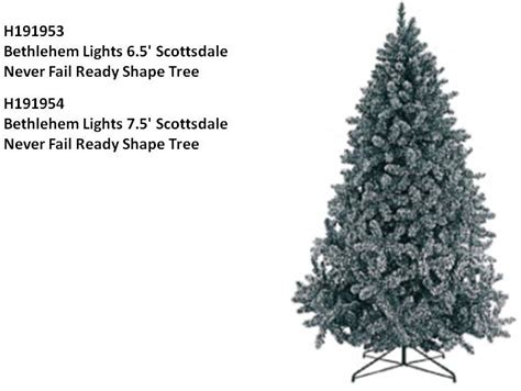 bethlehem lights recalls christmas trees sold exclusively