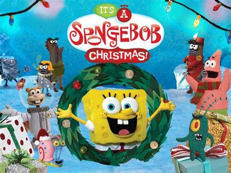 spongebob squarepants it s a spongebob christmas