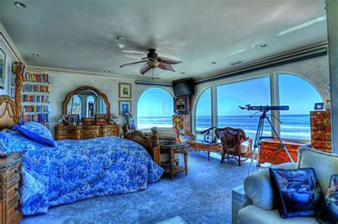 ocean theme bedroom master bedroom blue ocean theme beach view house oceanside