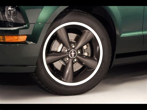 2008 mustang wheels 2008 ford mustang bullitt wheel 1024x768 wallpaper