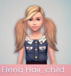 sims 4 children hair kids hair sims 4 newhairstylesformen2014 com