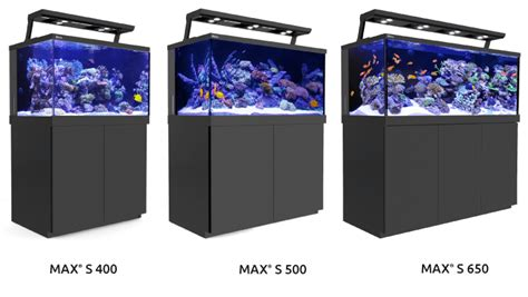 Red Sea MAX S Series   Fully featured REEF SPEC, reef
