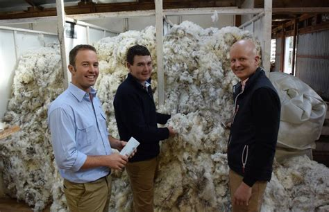 awn wool young brokers compete for top title farm online