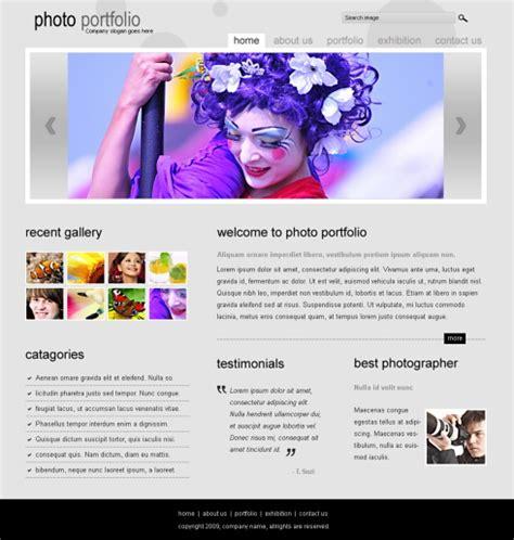 Design Class Website Template 6229 Art Photography Website Templates Dreamtemplate Class Website Template
