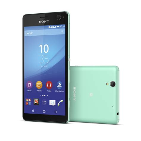 Xperia C4 sony launches next generation selfie smartphone xperia c4
