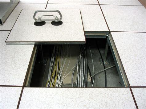 Floor Center by Raised Floor System Data Sphere S Pte Ltd