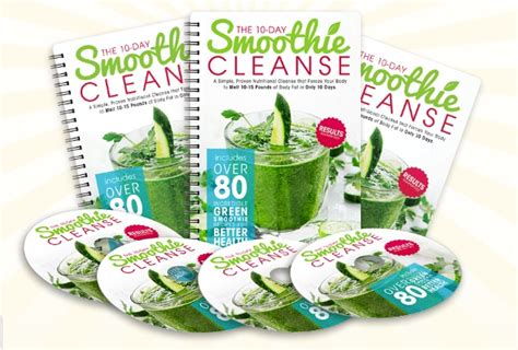 10 Day Smoothie Detox Reviews by Rc Reviews The 10 Day Smoothie Cleanse Review Archives