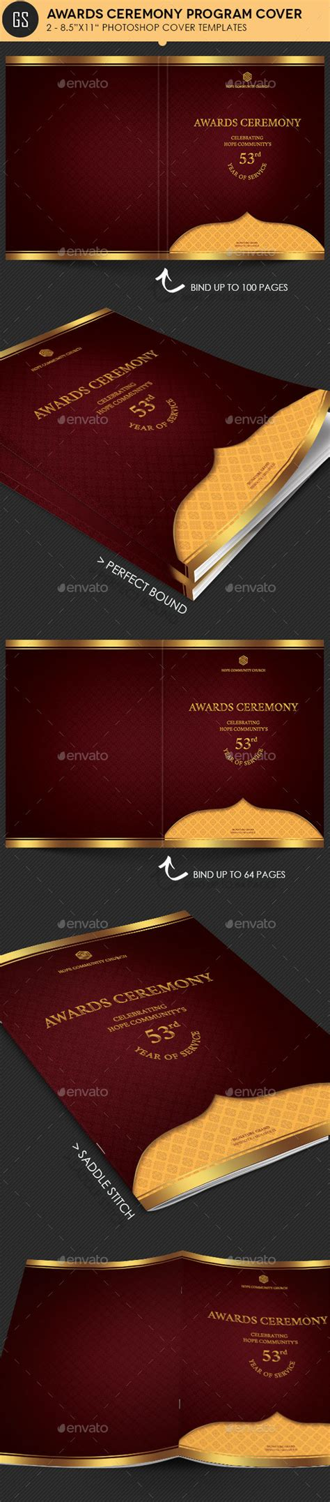awards ceremony program template magnificent awards program template sketch documentation