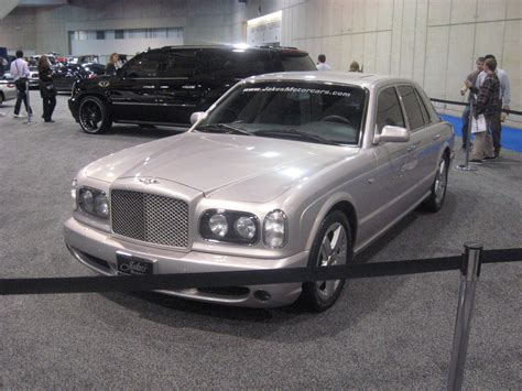Bentley Arnage Custom By Granturismomh On Deviantart