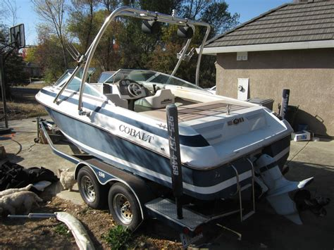 cobalt boats for sale sacramento cobalt 193 1993 for sale for 10 950 boats from usa
