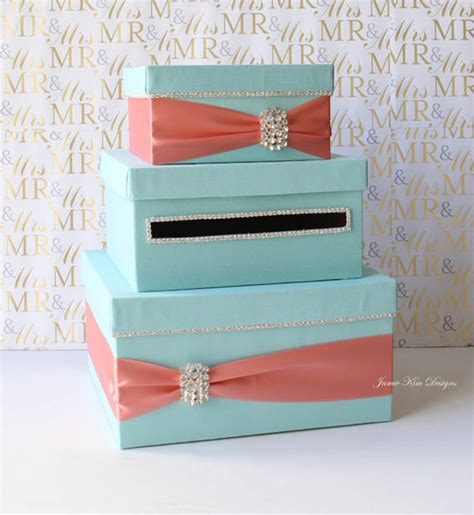 11 unique wedding card box ideas